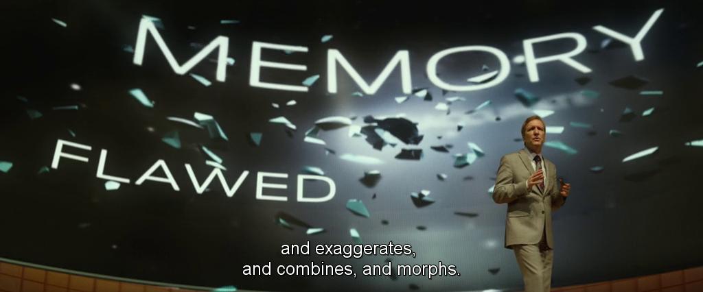 Вспомнить заново (2017) HDRip-AVC | AlexFilm