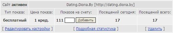 Раскручиваемые сайты