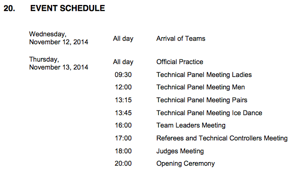 4 этап. ISU GP Rostelecom Cup 2014 14 - 16 Nov 2014 Moscow Russia-1-2 T2kvN