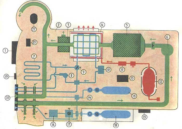 Техническая информация O715U