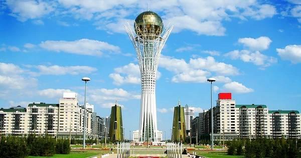 """""""Астана: оккультная планировка. Комплекс для достижения бессмертия""""."""