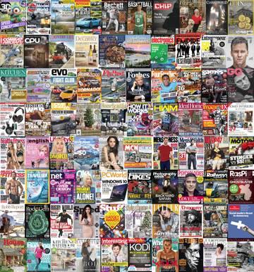 Download Assorted Magazines - November 3 2017 (True PDF) Torrent