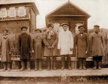 Русские скопцы.