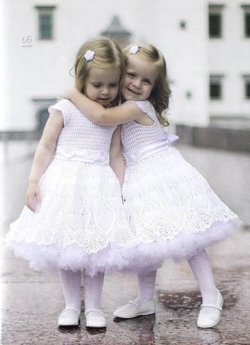 Очаровательное нарядное платья