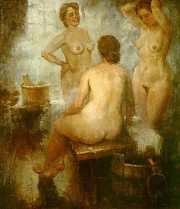 образ женщины в живописи: