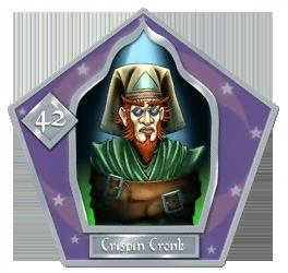 #42 Криспин Кронк