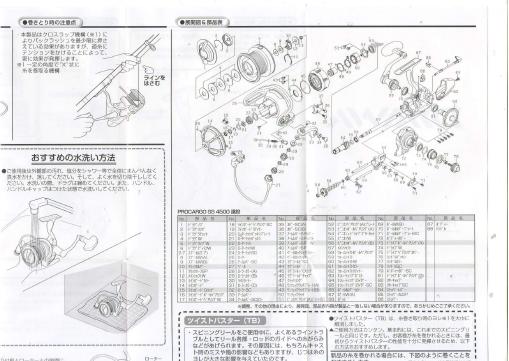 ЗЫ: скан монтажной схемы Daiwa