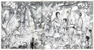 Коллекция рисунков со всего мира. 2 часть.